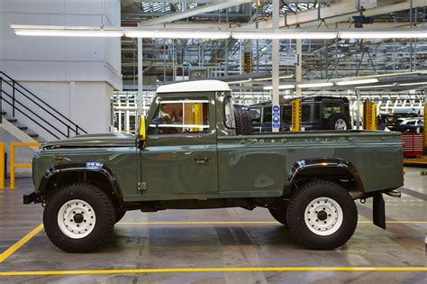 land rover canberra 2015 last production year for land rover defender at