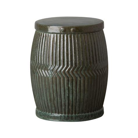 Garden Stool by Standard Dolly Tub Ceramic Garden Stool