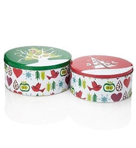 set of 3 novelty christmas cake tins 78 best cake tins images on cake boxes cake tins and boxes