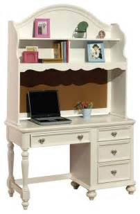 Kid Desks For Sale White Kid Computer Desk And Hutch Traditional Desks And Desk Sets Los Angeles By