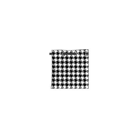 Rideau Poule by Rideau Motif Pied De Poule Deco Tissus