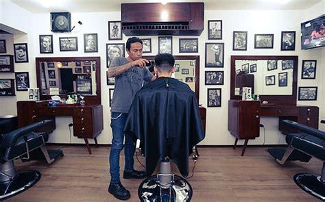Potong Di Barberbox the gentlemen barbershop mldspot