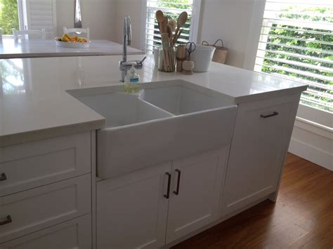 butler sink kitchen island sydney kitchenkraft - Kitchen Island Sink