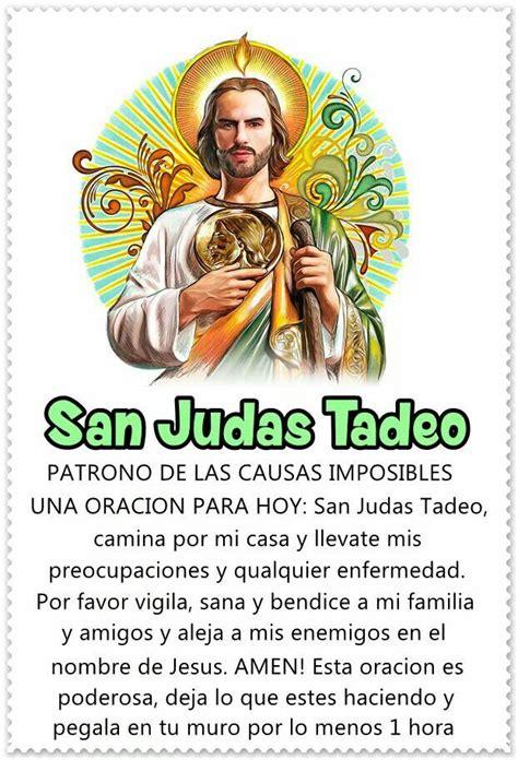 imagenes originales de san judas tadeo las 25 mejores ideas sobre san judas tadeo oracion en