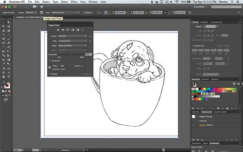expand pattern illustrator cc how to turn a photo into a vector line art with