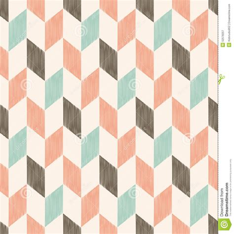 herringbone pattern illustrator seamless pastel herringbone pattern stock vector
