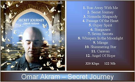 secret journey omar akram secret journey 2007 mrg flac