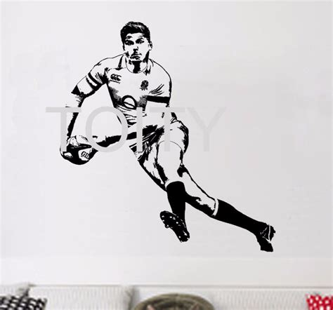 Rugby Wall Stickers popular rugby wall stickers buy cheap rugby wall stickers