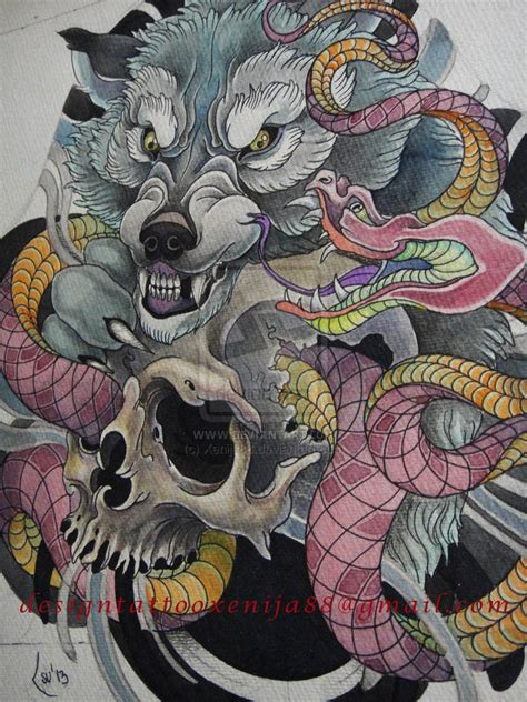 tattoo designs deviantart the gallery for gt kitsune mask meaning