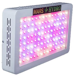 led grow lights review mars hydro 600w led grow light review 2018