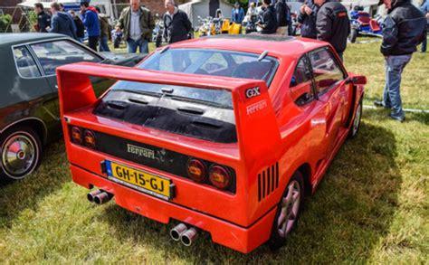 fake ferrari funny top 10 craziest ferrari f40 replica cars fast car