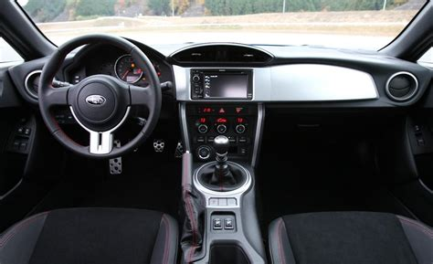 subaru brz custom interior car and driver