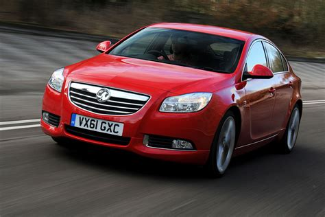 vauxhall red vauxhall insignia sri vx line pictures auto express