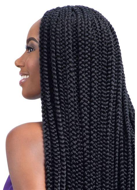 how long do box braids last model model glance crochet braid long large box braid