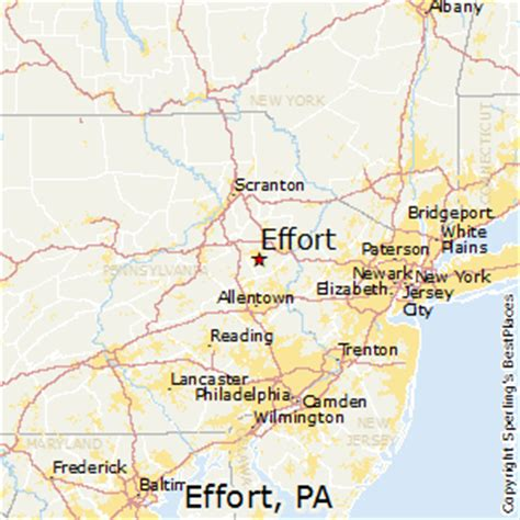 Most Expensive States To Live In best places to live in effort pennsylvania