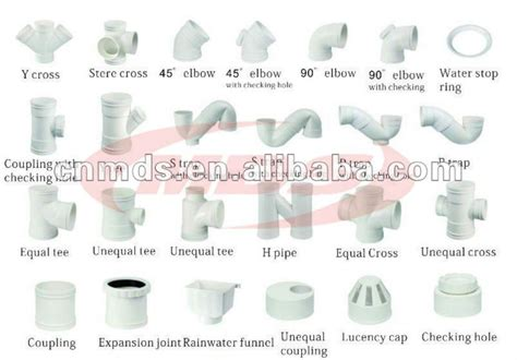 Plastic Plumbing Pipe Types by Pipe Joint Pvc Fitting Bushing Architecture Plans 76468