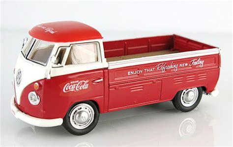 Motor City Classic 1 43 1962 Volkswagen T1 Harga Special motor city coca cola 1962 volkswagen t1