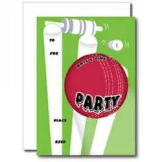 cricket birthday card template cricket invitation printable file diy cricket birthday