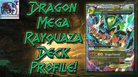 rayquaza deck tcg competitive deck profile mega rayquaza