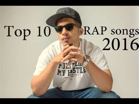 top 10 rap songs of year 2016 best of indian hip hop