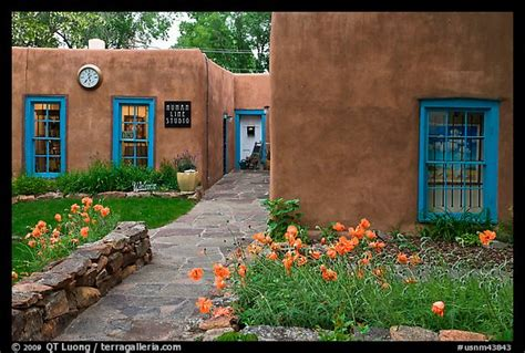 new mexico style homes picture photo front yard and pueblo style houses taos