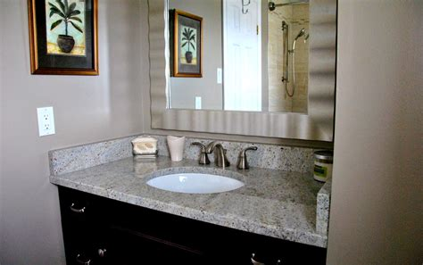 white granite bathroom luna pearl granite for my half bath for the home