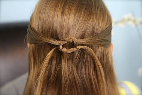 knot hair styles pullbacks into square knot daddy do hairstyles cute