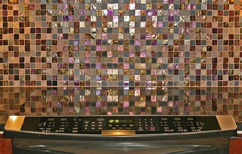 glass mosaic kitchen backsplash kitchen backsplash ideas glass tile afreakatheart