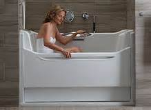 Bathtubs For Elderly Grab Bars Comfort Height Toilet Aging In Place Product