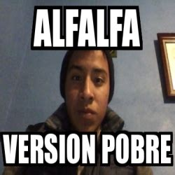 Alfalfa Meme - meme personalizado alfalfa version pobre 14701046