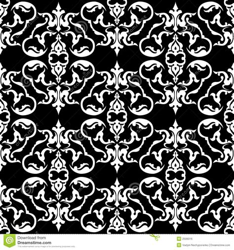 2 color pattern vector two color floral pattern stock vector image of flower