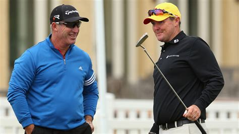 peter lonard golf swing peter lonard golf swing jarrod lyle returns from second