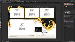 photo templates photoshop cs3 modifying your photo booth template s text