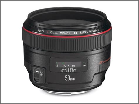 Lensa Canon Prime 50mm jenis jenis lensa