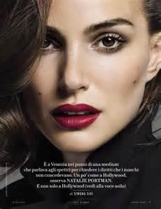 Vanity Fair Magazines Dior Natalie Portman Com