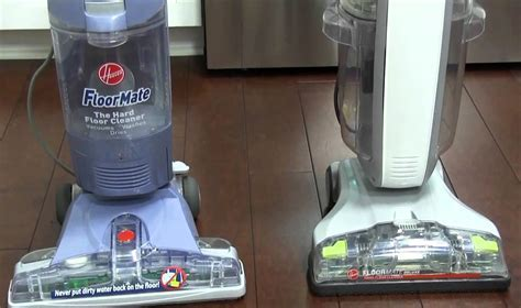 Hoover Floormate Deluxe   the review of a hard floor cleaner