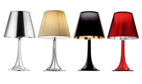 Miss K Table Lamp Silver By Flos