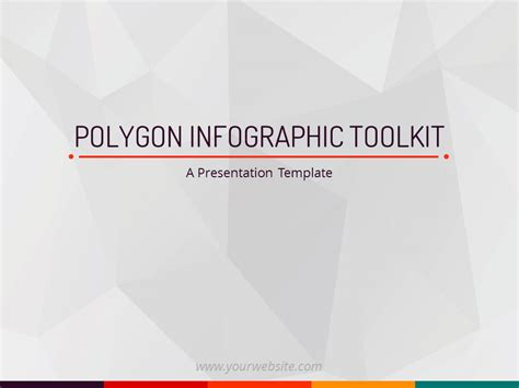 polygon infographic toolkit a powerpoint template from