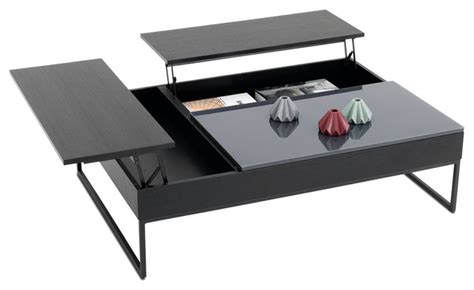 functional coffee table chiva functional coffee table with storage contemporary