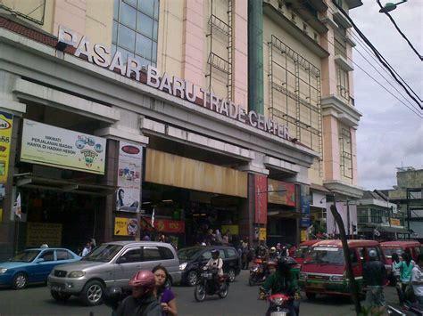 Rambut Sambung Dipasar Baru pasar baru trade center bandung update
