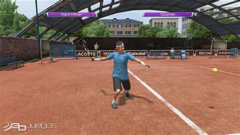 imagenes virtua tennis im 225 genes de virtua tennis 4 para ps3 3djuegos
