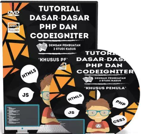 tutorial framework codeigniter pdf managerhero dvd tutorial dasar dasar pemograman php dan framework