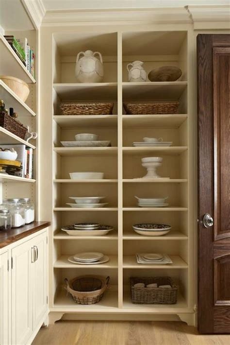butlers pantry shelves transitional kitchen murphy
