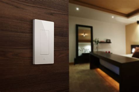 apple homekit light switch there s now a light switch for apple s homekit the verge