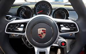 Steering Wheels Porsche Porsche 918 Spyder Ride Photo Gallery Motor Trend