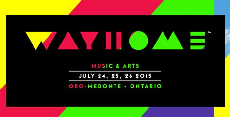 5 revelations from wayhome festival s 2015 lineup