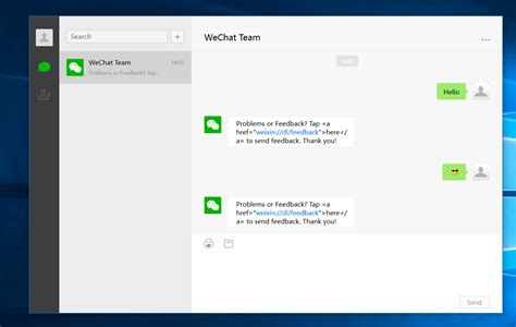 we chat app apk wechat app goes official for windows 10