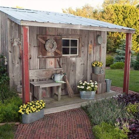 pin   sheds