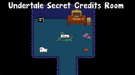 how to unlock room doors youtube undertale how to unlock secret credits room without