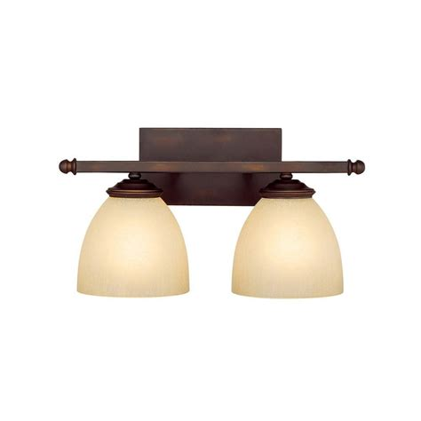 Filament Light Fixtures Filament Design 2 Light Mediterranean Bronze Seeded Glass Outdoor Wall Fixture Cli Cpt203395942